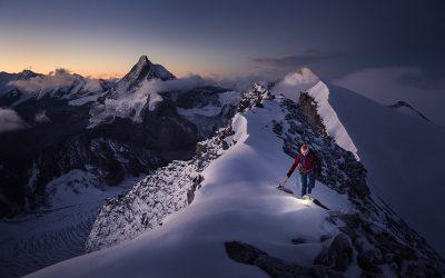 Ben Tibbetts, photographies au sommet