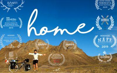 Home : Le tour du monde de Sarah Outen