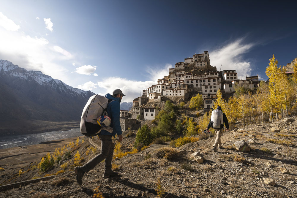 Fly Spiti : voler en Himalaya pour Search Projects
