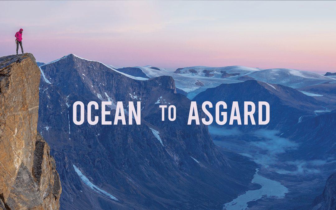 Ocean to Asgard, big walls entre copains