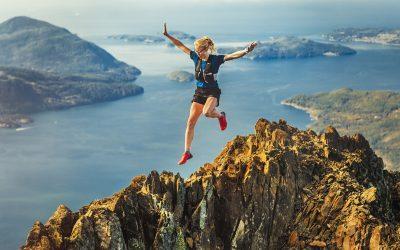 FKT : Au-delà des records, l'art de courir en montagne