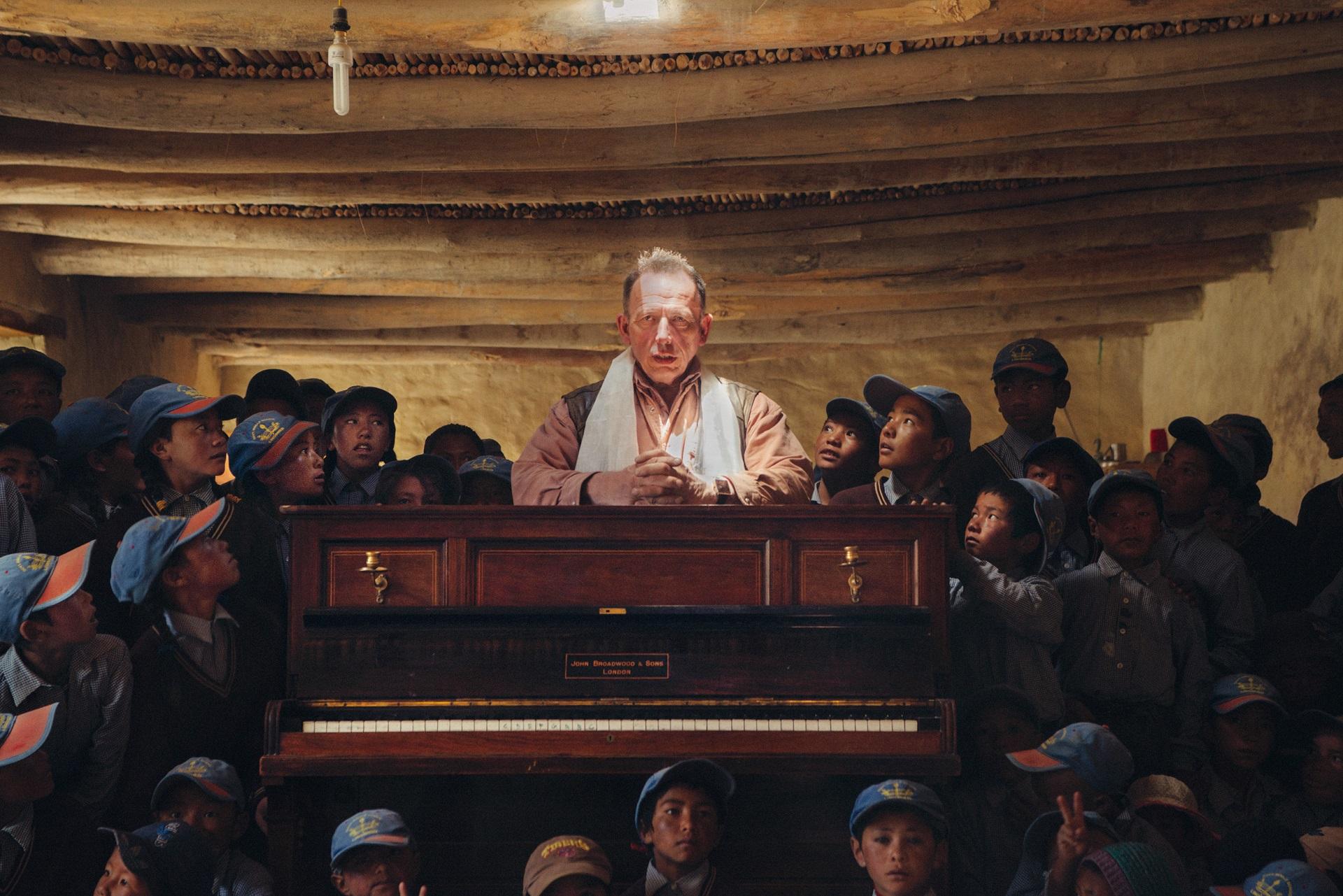Piano to Zanskar © Jarek Kotomski