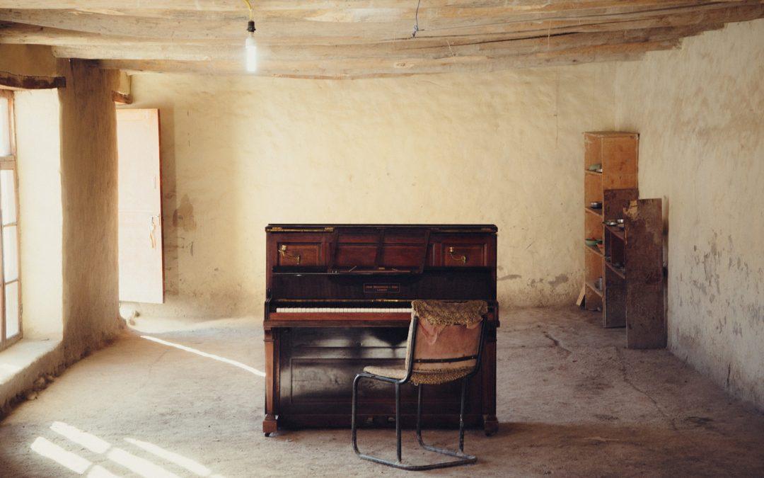 Piano to Zanskar : Le plus haut piano du monde