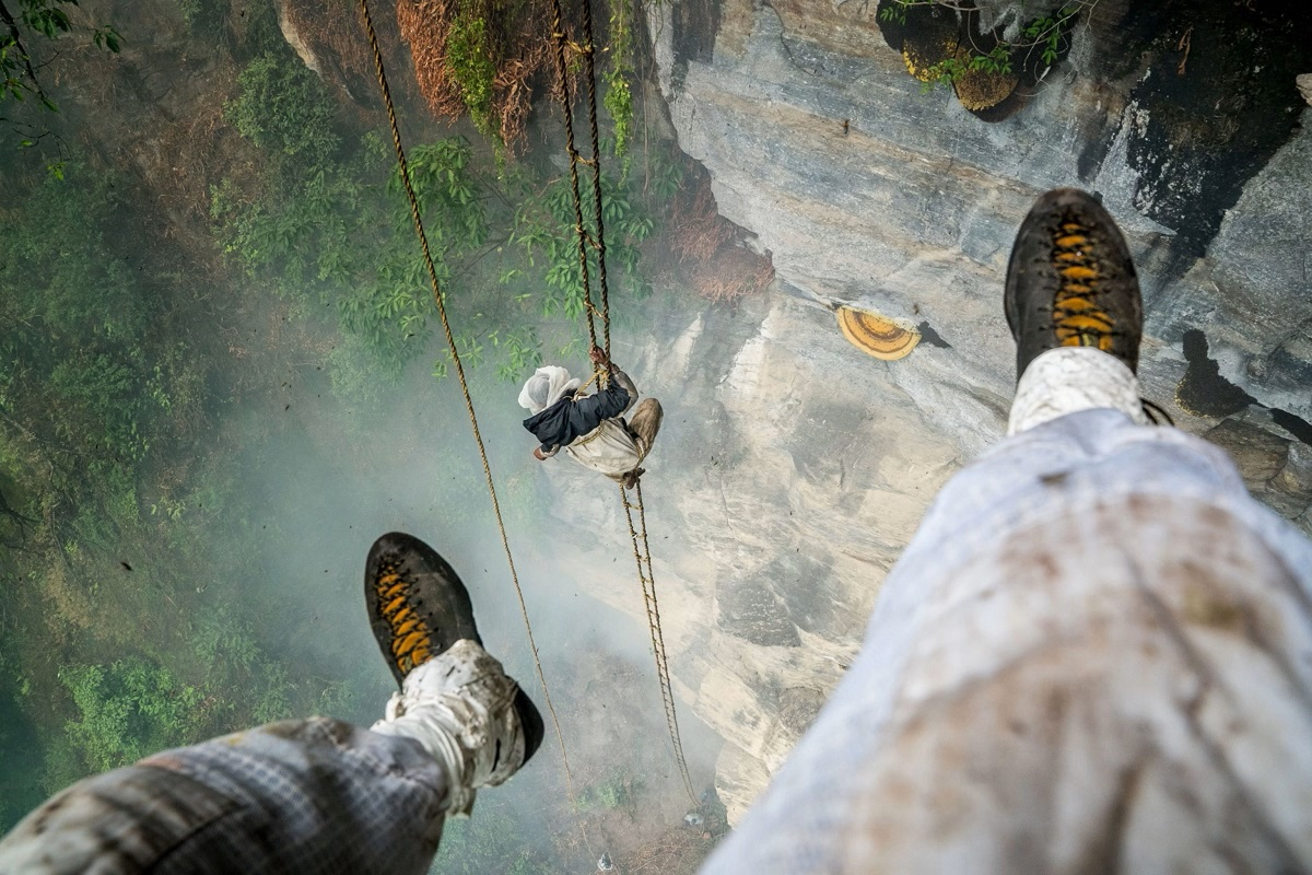 Renan Ozturk - The Last Honey Hunter - National Geographic