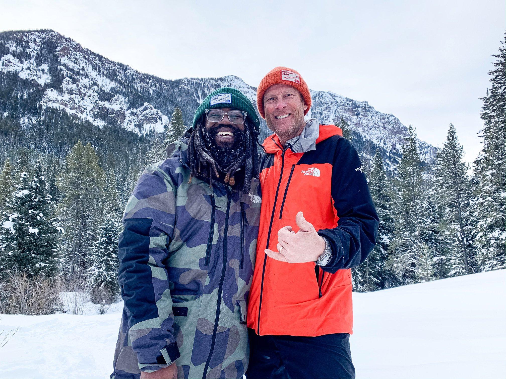 Malik & Conrad Anker - Black Ice
