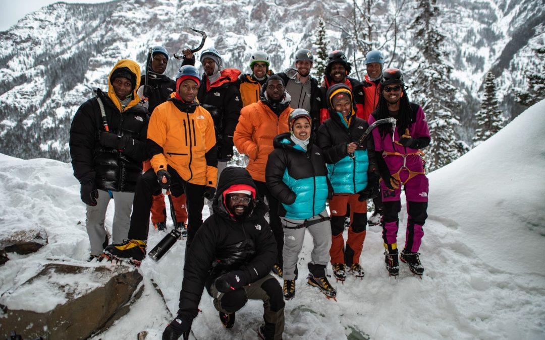 « Black Ice », des grimpeurs comme les cascades de glace n'en ont jamais vus