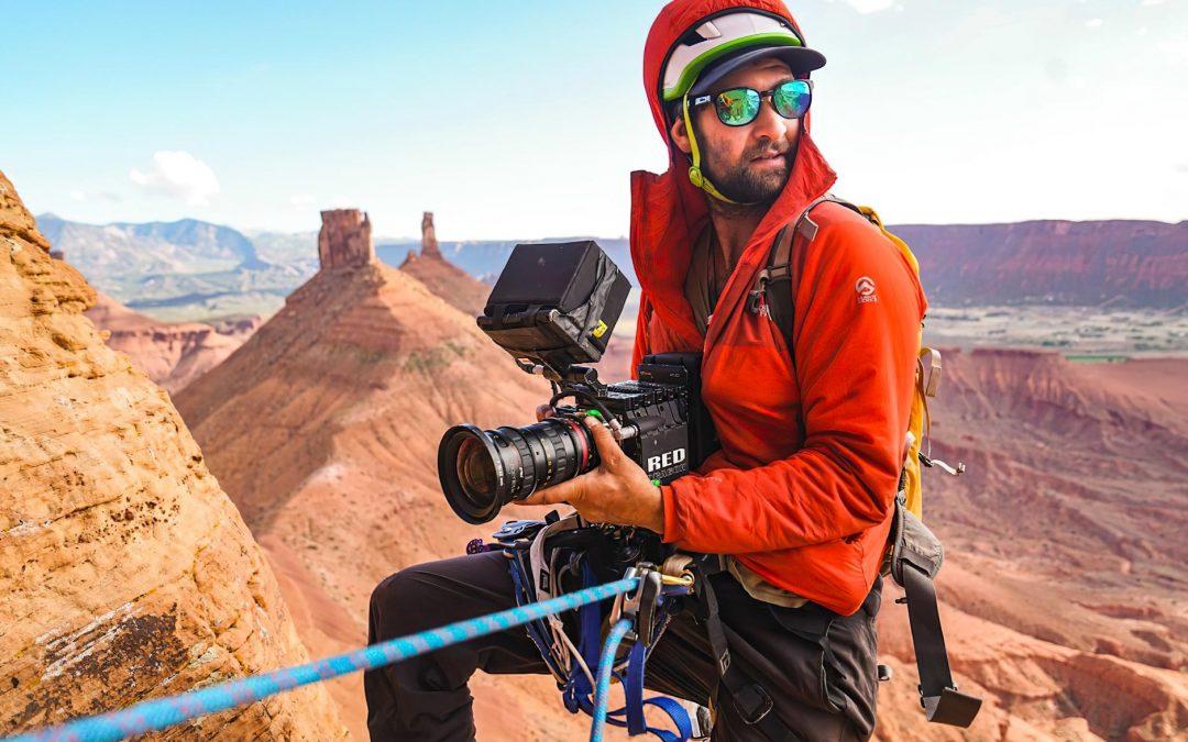 Renan Ozturk : Derrière le réalisateur, un alpiniste et un artiste