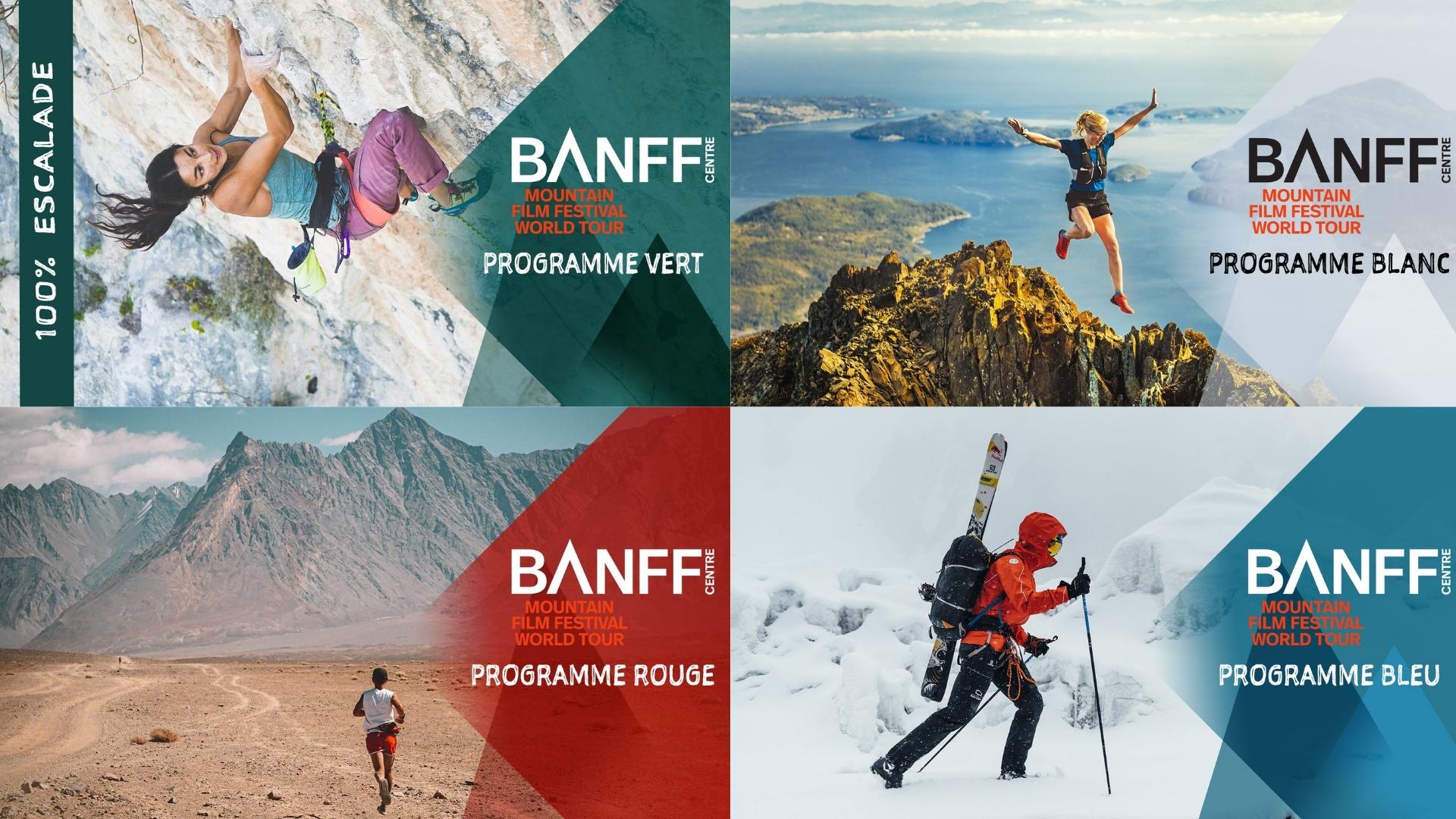 Banff 4 programmes