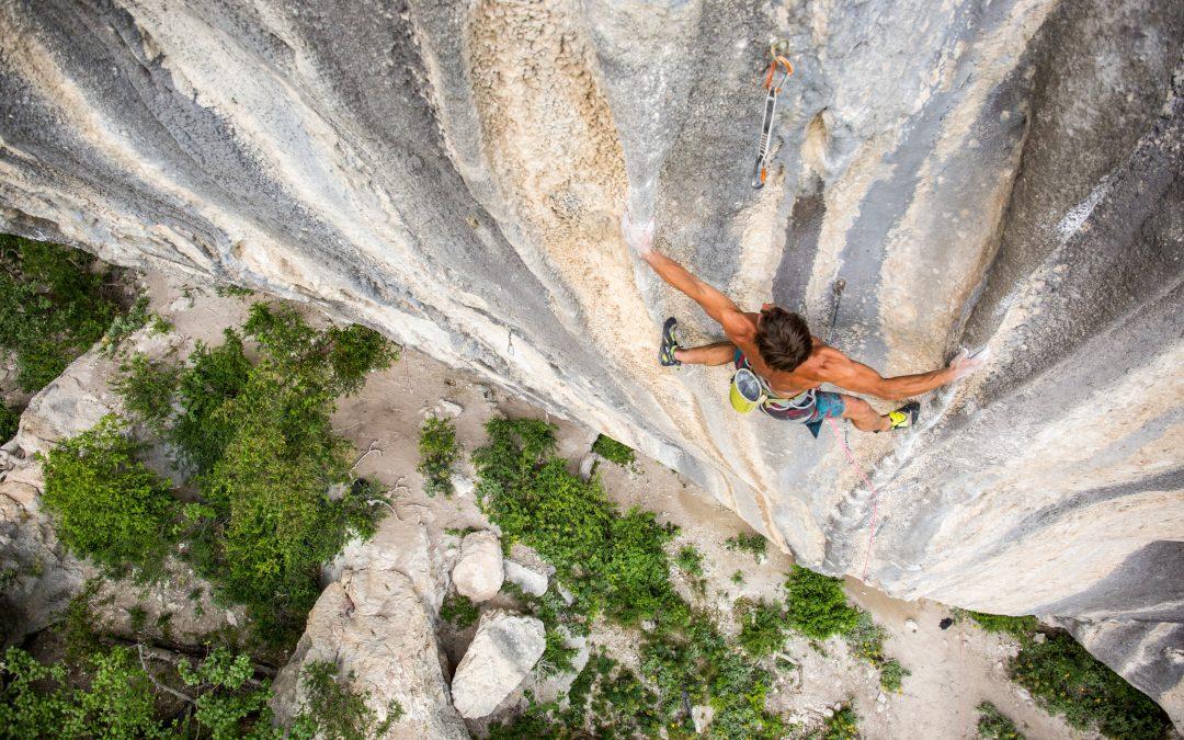 Ouvrir la voie, les coulisses de la grimpe…